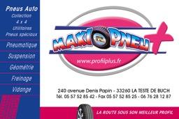Maxi Pneu spécialiste du pneu de collection