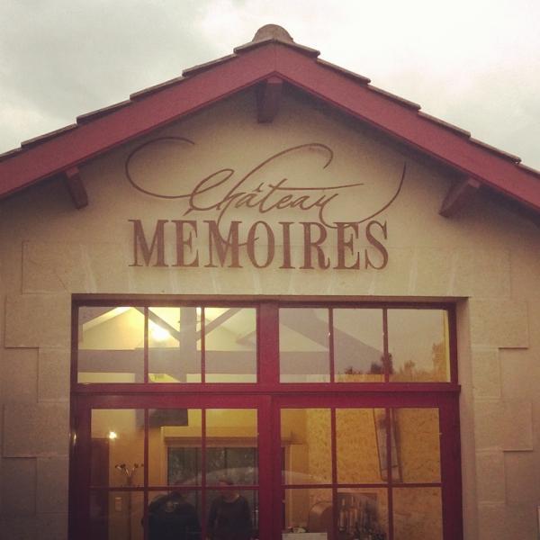 24 Mai chateau Mémoires