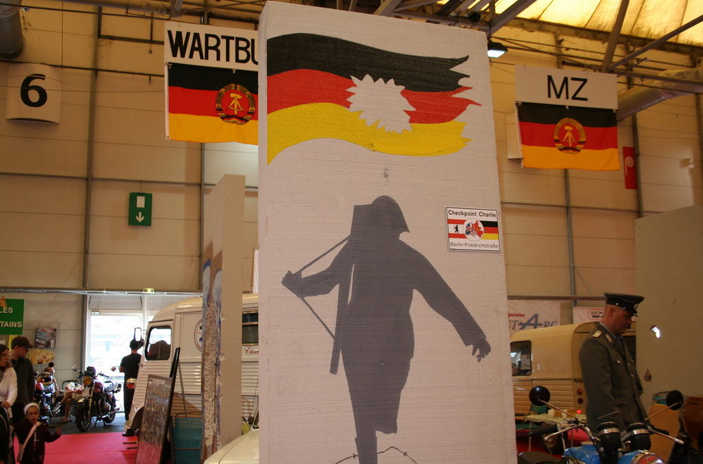 Stand BERLIN EST au Salon International de Bordeaux 2012