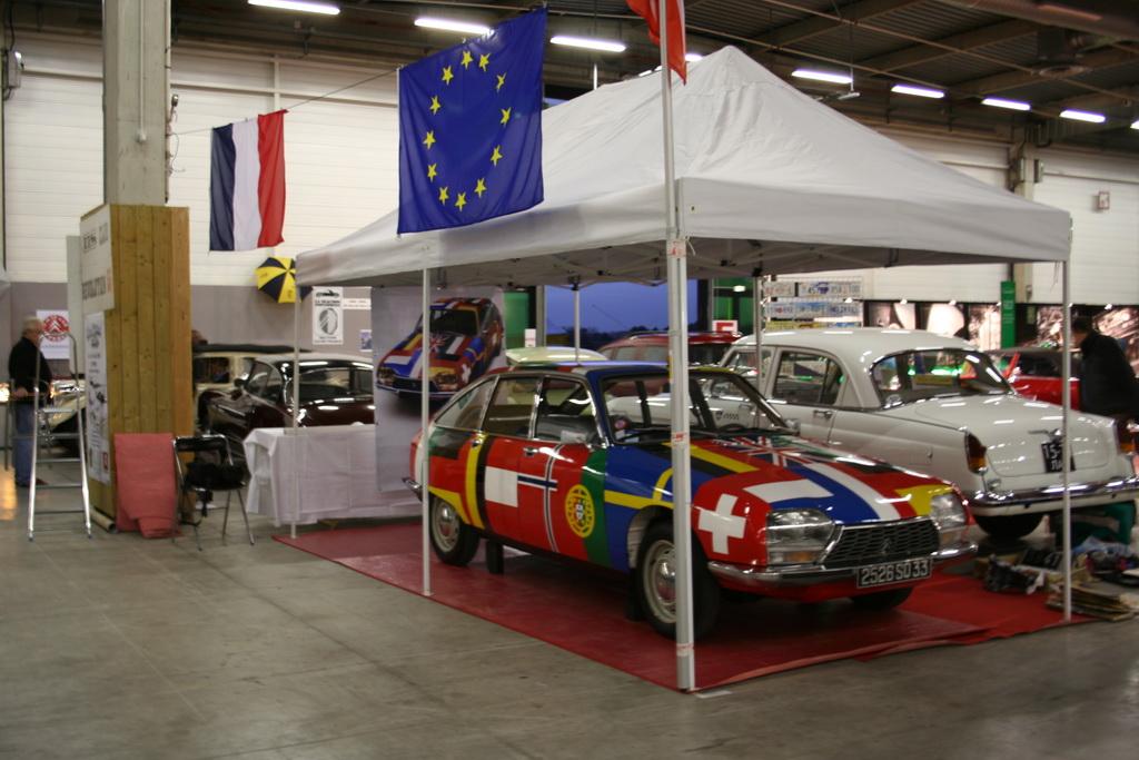 SM Club de France-automédon au Bourget 2008