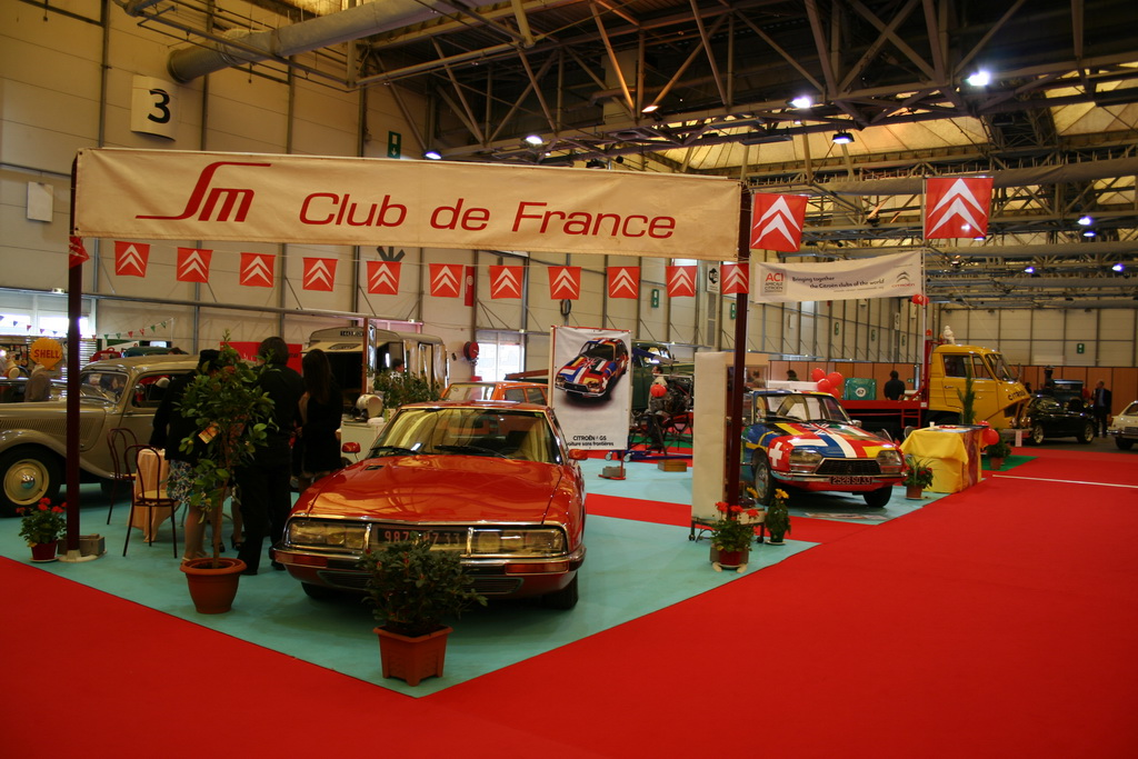 SM Club de France-Salon International de Bordeaux 2010