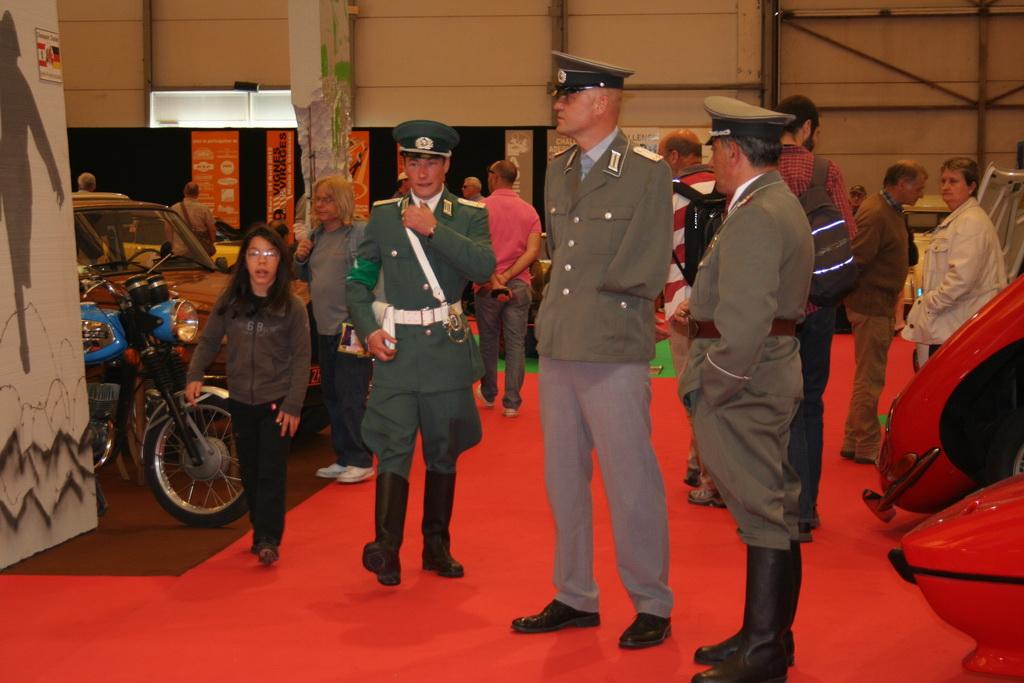 Stand BERLIN EST au Salon International de Bordeaux 2012