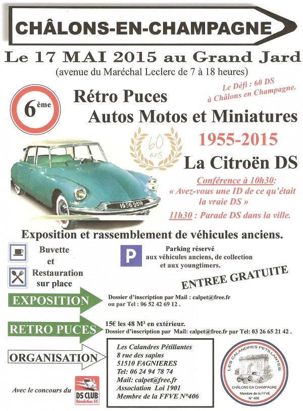 Châlons-en-champagne 17 mai 2015